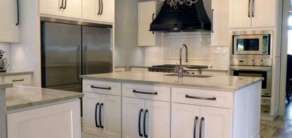 Learn about the major features of your kitchen upgrade