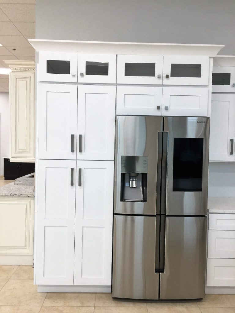Shaker White – Best selling Kitchen Cabinets ever – Skiby Cabinets